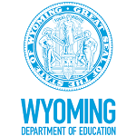 WY Department of Education logo 2020